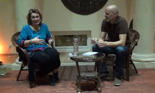 Beszélgetés a természetes szülésről (Videofelvétel)