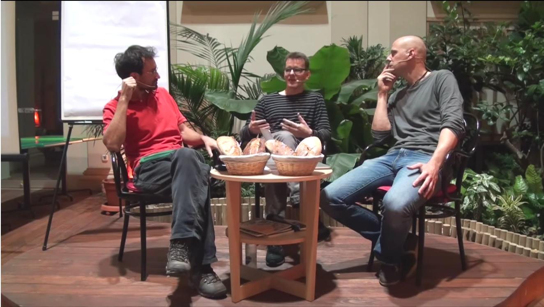 Beszélgetés az igazi kenyérről (Videofelvétel)